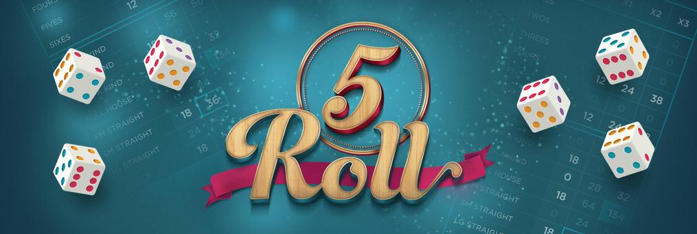 5 Roll - Presenter