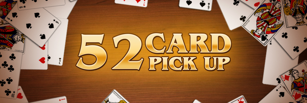 52 Card Pickup - Presenter