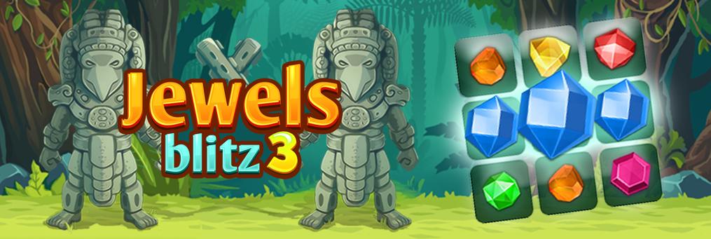 Jewels Blitz 3 - Presenter
