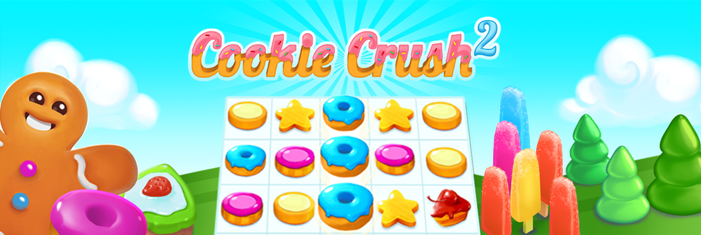 Cookie Crush 2 - Presenter
