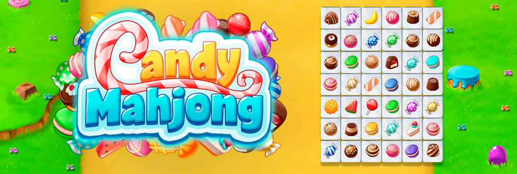 Candy Mahjong - Presenter