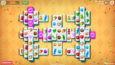 Candy Mah Jongg - Screenshot