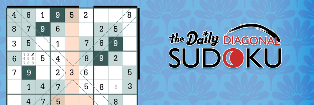 Daily Diagonal Sudoku - Presenter