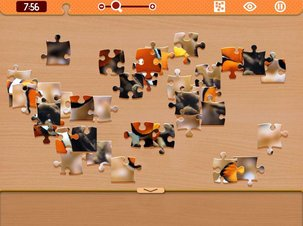 Daily Jigsaw - Screenshot
