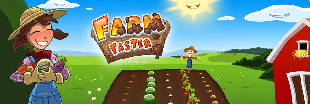 Farm Faster - Presenter