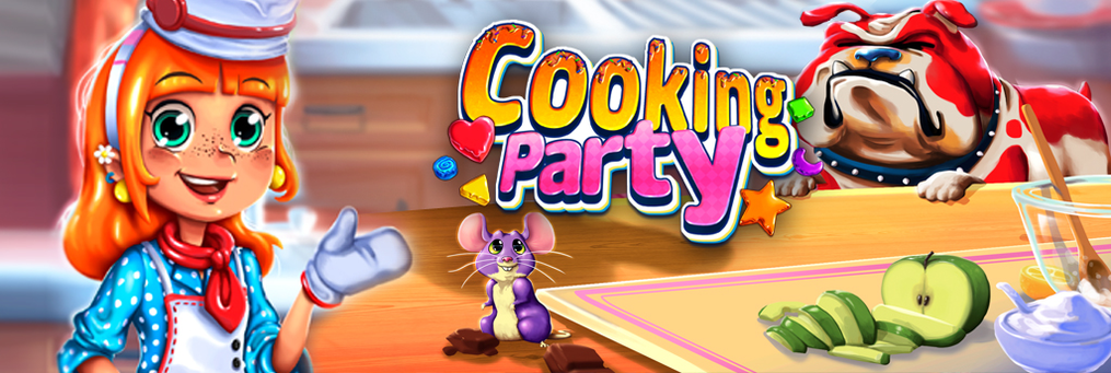 Cooking Party - Presenter