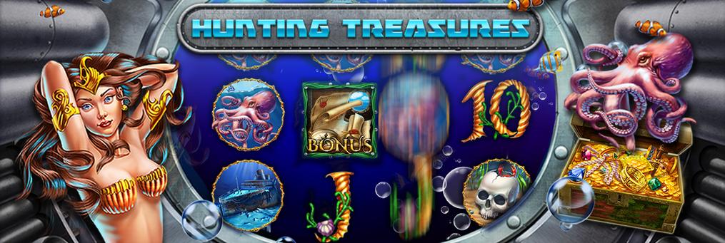 Hunting Treasures - Presenter