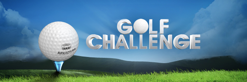 Golf Challenge - Presenter