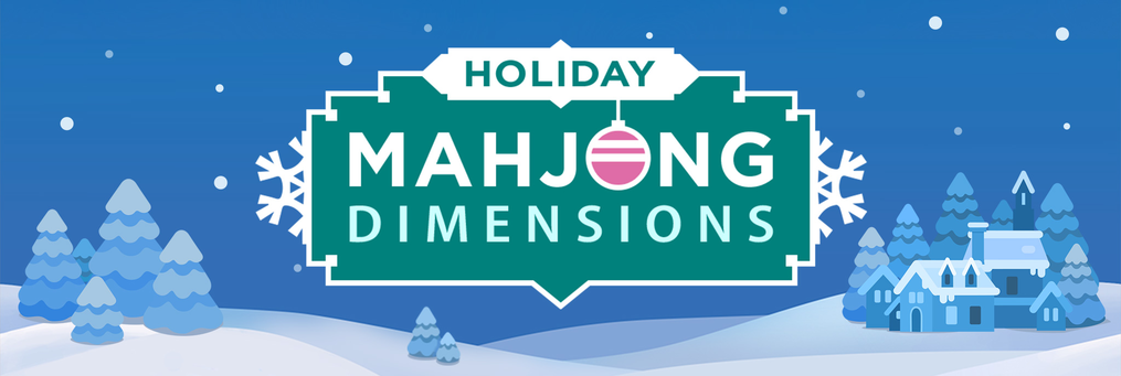 Holiday Mahjong Dimensions - Presenter