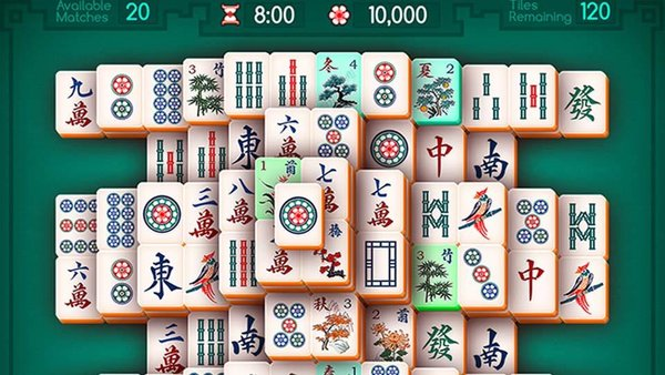Rtl Spiele Mahjong Solitaire