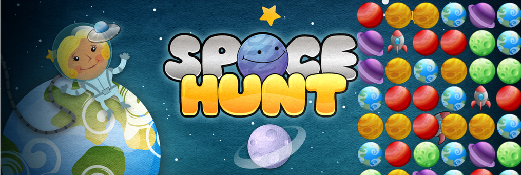 Space Hunt - Presenter