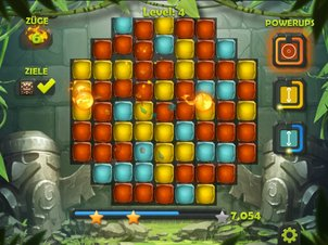 Tumble Tiles - Screenshot