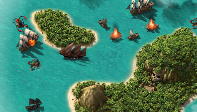 Pirate Storm - Screenshot