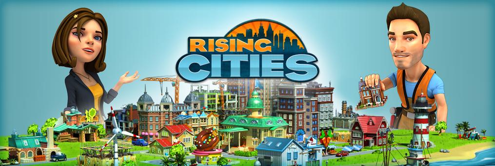 Rising Cities - Presenter