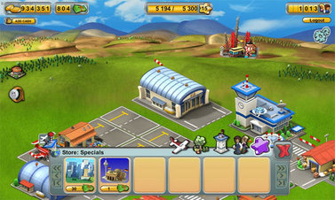 Skyrama - Screenshot