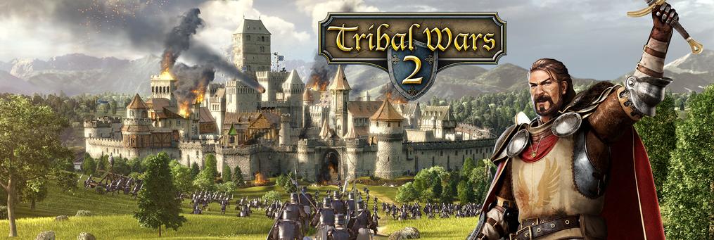 Tribal Wars 2 - Presenter