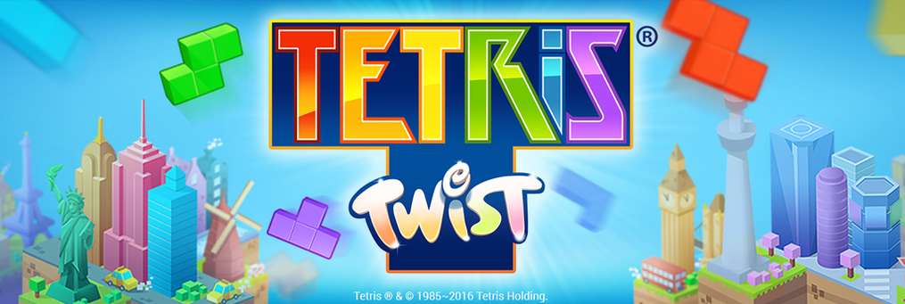 Tetris Twist - Presenter