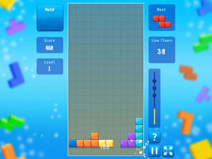 Tetris Twist - Screenshot