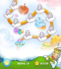 Sweet Candy Kingdom - Screenshot