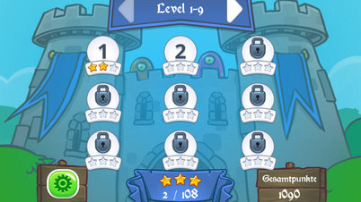 Sir Coins-a-lot - Screenshot