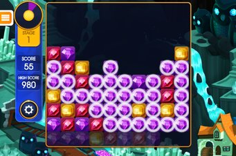 Merge Jewels - Screenshot