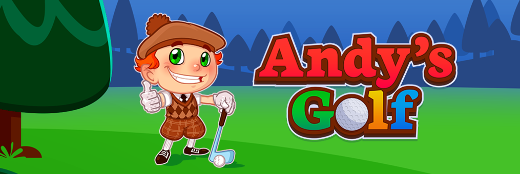 Andy's Golf - Presenter