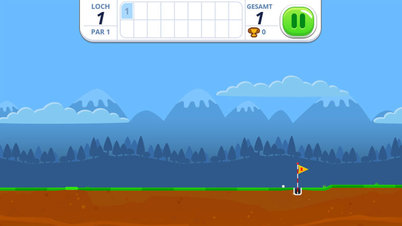 Andy's Golf - Screenshot