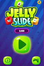 Jelly Slide - Screenshot