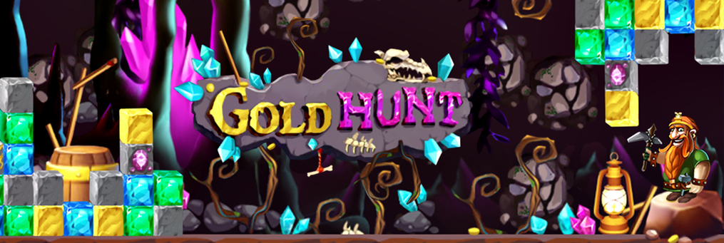 Gold Hunt - Presenter