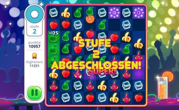 Fruity Party - Screenshot