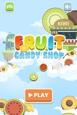 Fruit Candy Shop - Screenshot