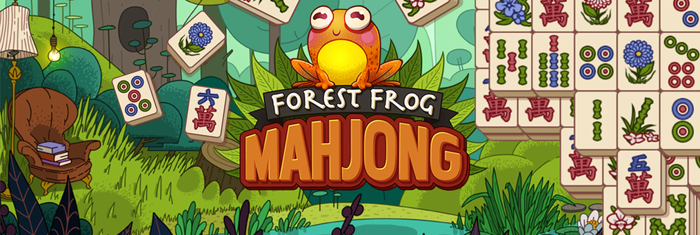 Forest Frog Mahjong - Presenter