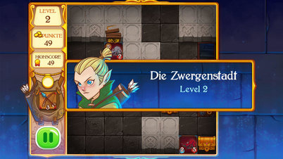 Dungeon Descender - Screenshot
