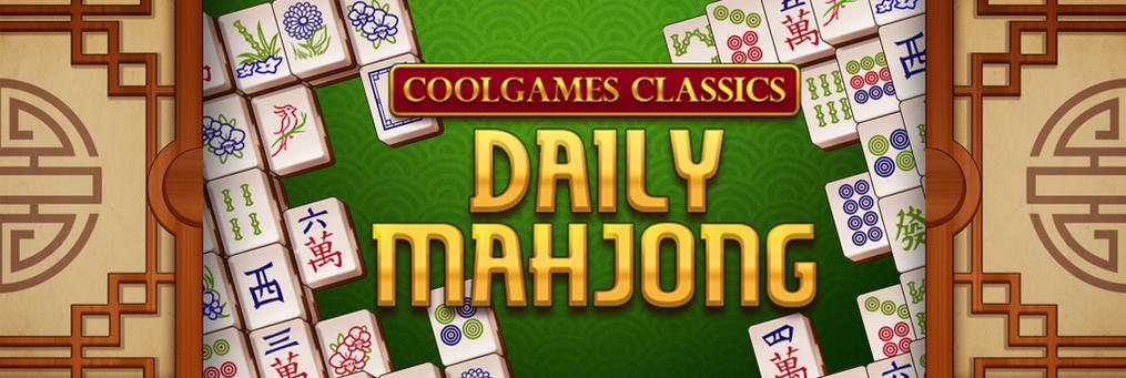 Daily Mahjong - Presenter
