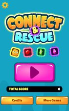 Connect and Rescue - Screenshot