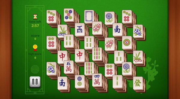 Rtlspiele Mahjong 2