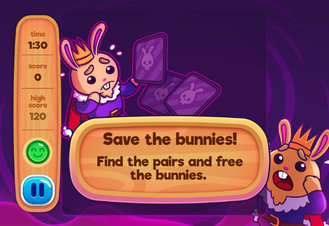 Bunny Kingdom - Screenshot