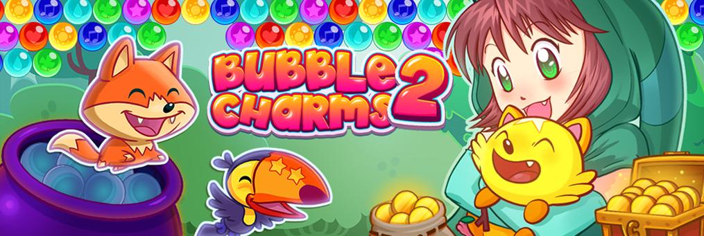 Bubble Charms 2 kostenlos spielen bei RTLspielede
