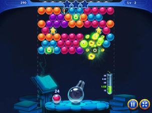Bubble Academy - Screenshot