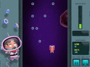 Atom & Quark: Spaced Out - Screenshot