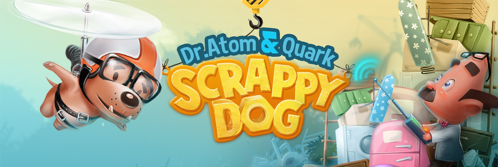 Atom & Quark: Scrappy Dog - Presenter