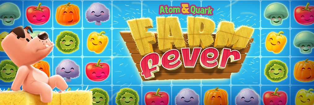Atom & Quark: Farm Fever - Presenter