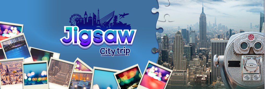 Jigsaw City Trip - Presenter