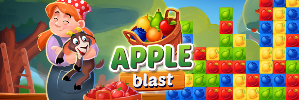 Apple Blast - Presenter