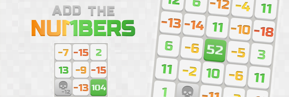 Add the Numbers - Presenter