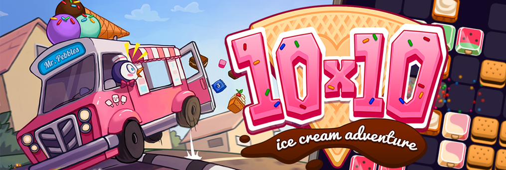 10x10 Ice Cream Adventure - Presenter