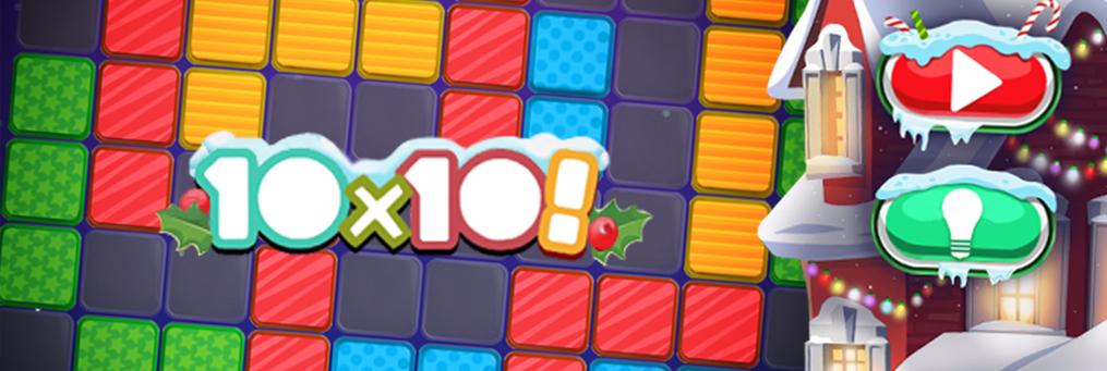 10x10 Christmas - Presenter