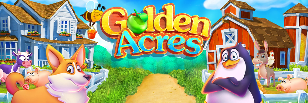 Golden Acres - Presenter