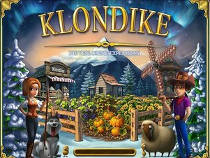 Klondike - Screenshot