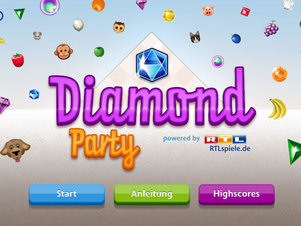 Diamond Party - Screenshot
